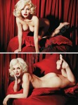 lindsay lohan nude playboy, leaked photos,